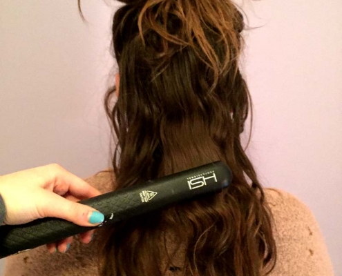 How To Straighten Hair With No Damage