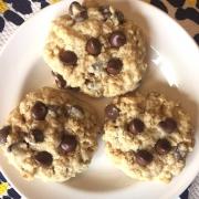 easy oatmeal cookies