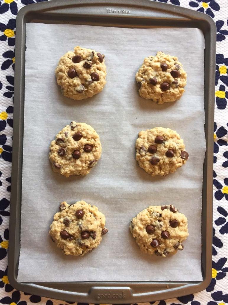 vegetarian cookies