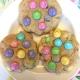 Spring Easter M&Ms Cookies