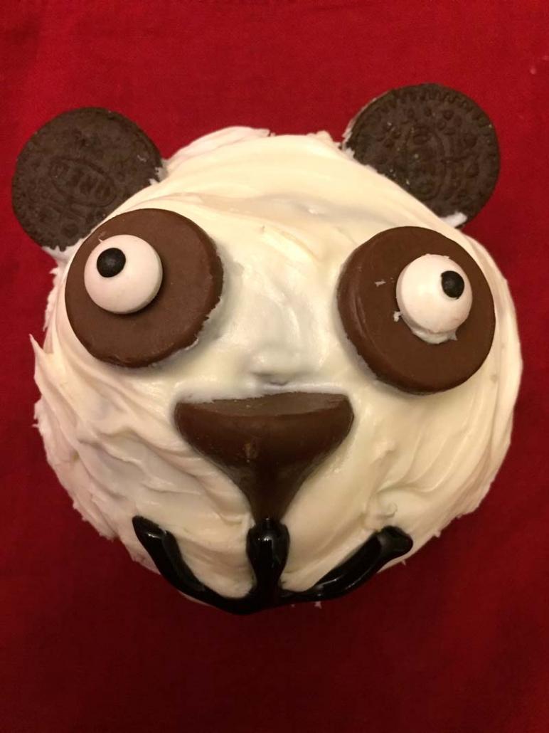 panda desserts