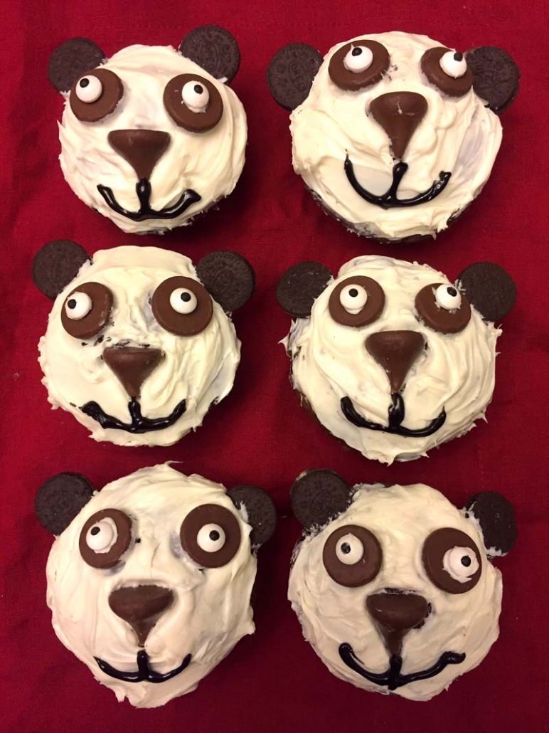 easy animal cupcakes