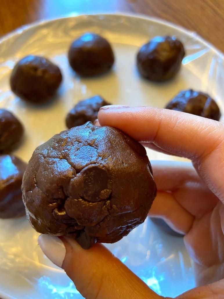 edible brownie batter