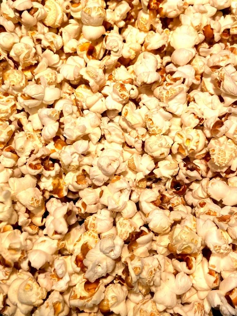 healthy popcorn easy