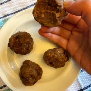 Chickpea Energy Balls