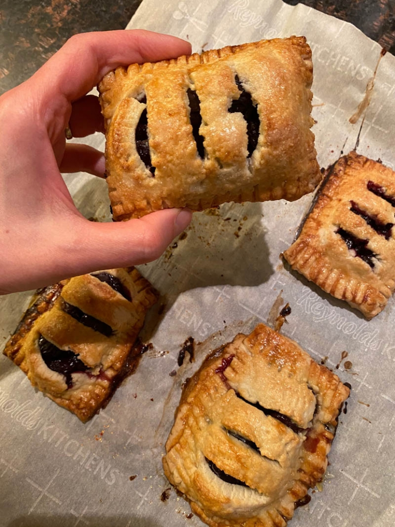 turnovers pastry